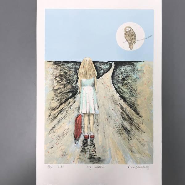 Bilde av Line Schjølberg - Ny horisont