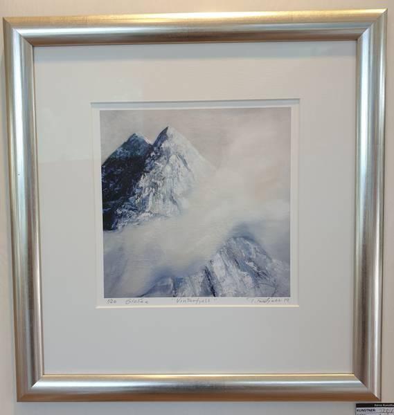 Bilde av Terje Tverrfjell - Vinterfjell II
