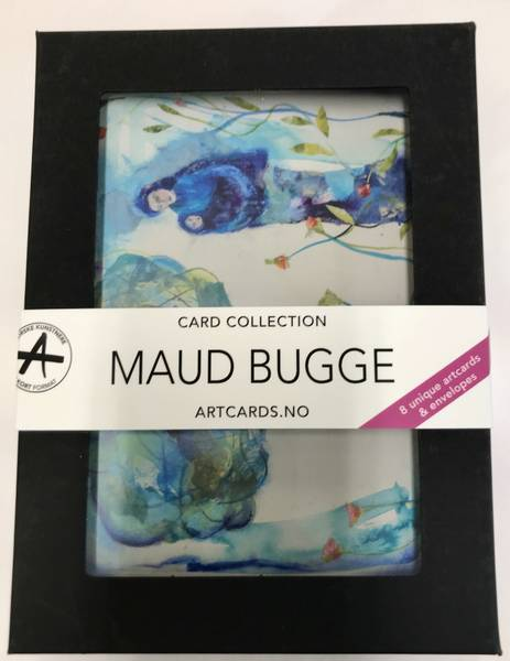 Bilde av Art Cards - Maud Bugge