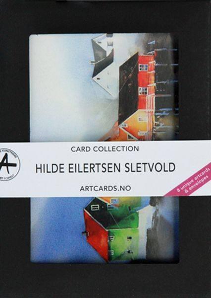 Bilde av Art Cards - Hilde Eilertsen Sletvold