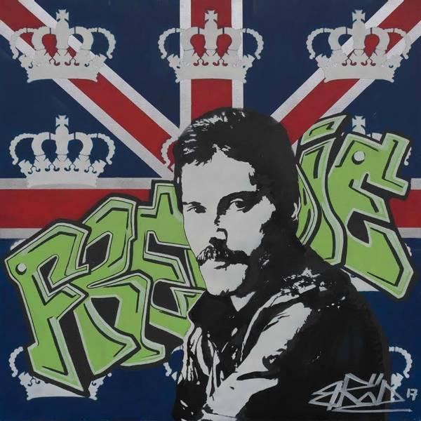 Bilde av Bjørge Rødfjell - Tribute to Freddie