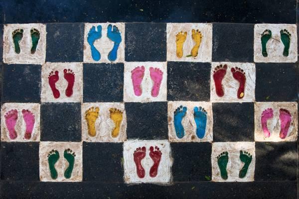 Bilde av Erik Skabo - Indian footsteps