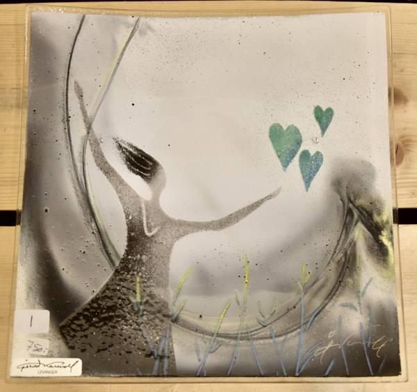 Bilde av Åshild Karevoll - Glassfat Nr 1