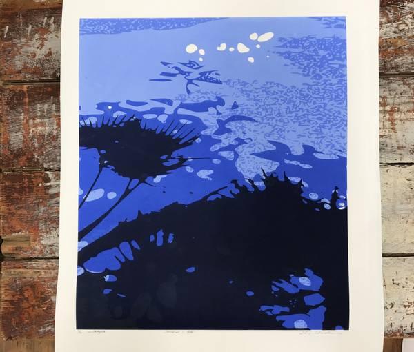 Bilde av Stig Andresen - Sombras l blå