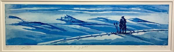 Bilde av Kristian Finborud - Vi to og fjellet