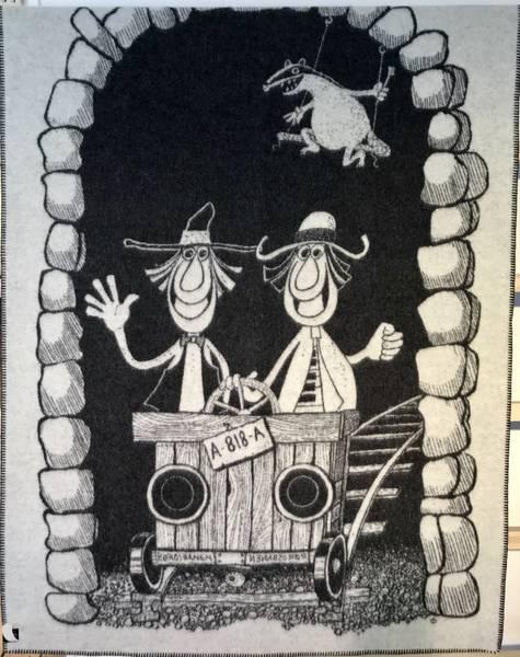 Bilde av Knutsen og Ludvigsen - Rørosbanen