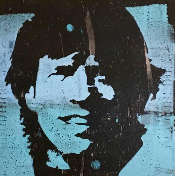 Bilde av Turid Bjørnsen - Mick Jagger