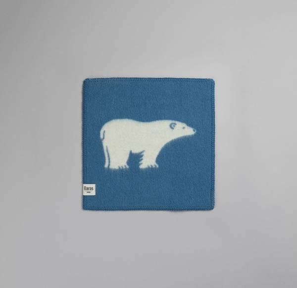Bilde av Isbjørn - Blå/Natur