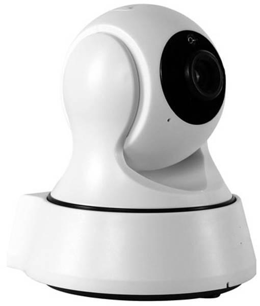 Roterende overvåkningskamera