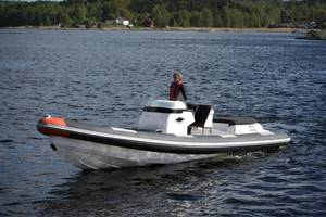 Bilde av Vindskjerm båt