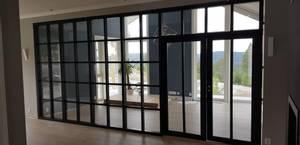 Bilde av Glassvegg