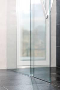 Bilde av Skyvedør i glass