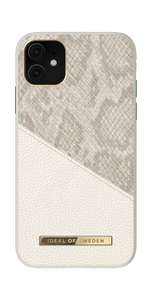 Bilde av Fashion Case Atelier iPhone 11/XR Pearl