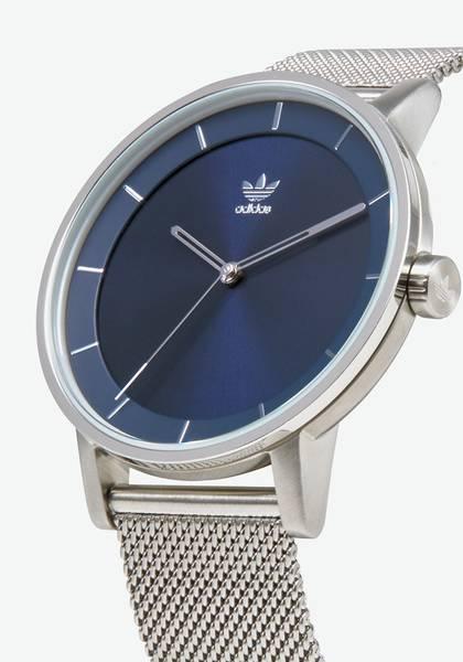 Adidas District_M1 Silver / Navy Sunray