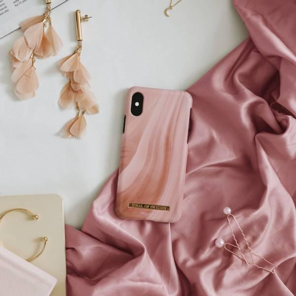 Fashion Case T.Lindgren iPhone XS Max Coral Sands
