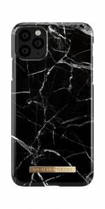 Bilde av Fashion Case Black Marble - iPhone 11