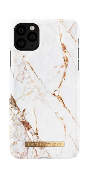 Fashion Case Carrara Gold - iPhone 11 Pro/XS/X