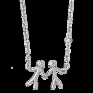 Bilde av byBiehl Together My Love Necklace