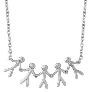 Bilde av byBiehl Together Family 5 necklace