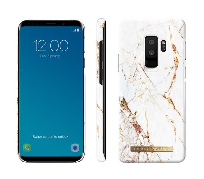 Fashion Case Carrara Gold Galaxy S9 Plus