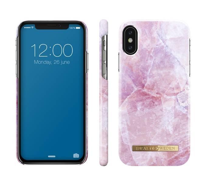 Fashion Case Pilion Pink Marble X