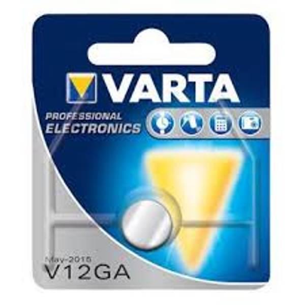 VARTA BATTERI 12GA/LR43
