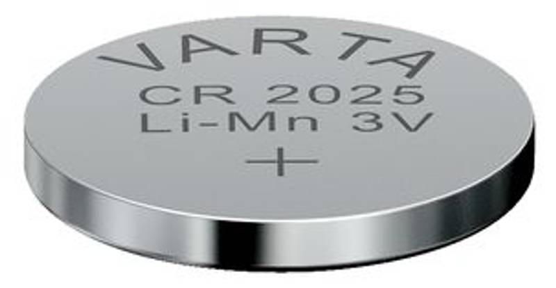 VARTA BATTERI CR2025 LITHIUM