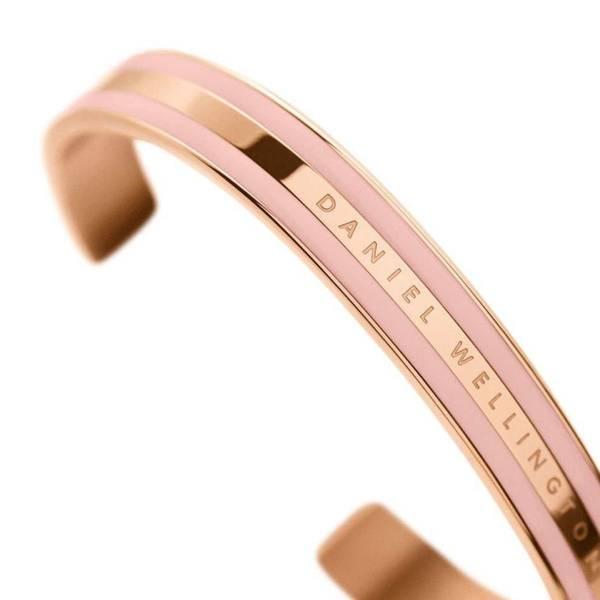 Bilde av Classic Bracelet Rose Gold Dusty Rose Medium