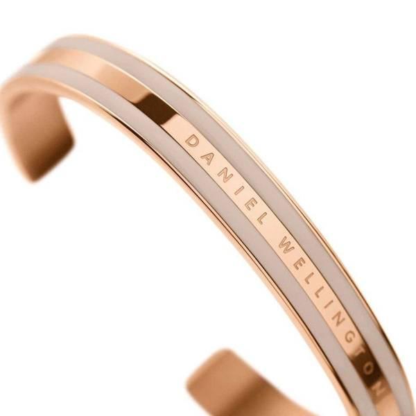 Bilde av Classic Bracelet Rose Gold Desert Sand Small