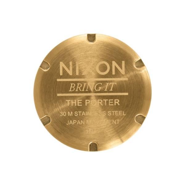 Bilde av Nixon Porter All Gold / Blue Sunray