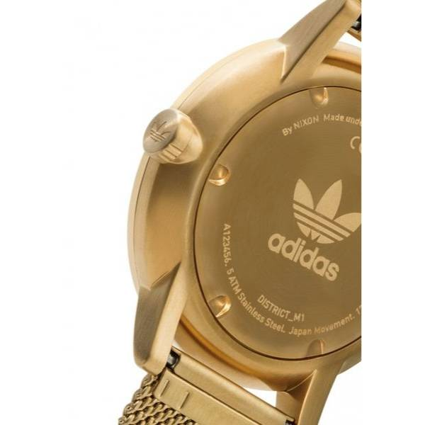 Bilde av Adidas District_M1 All Gold