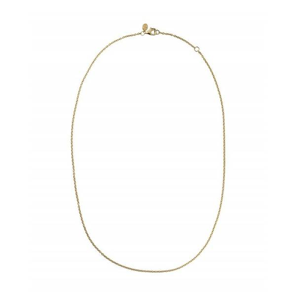 Bilde av byBiehl Classic Necklace Gold 60cm
