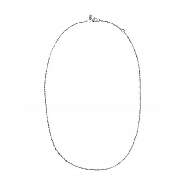 Bilde av byBiehl Classic Necklace Silver 60cm