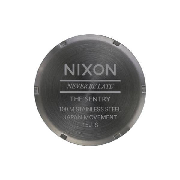 Bilde av Nixon Sentry Leather Bronze / Gunmetal