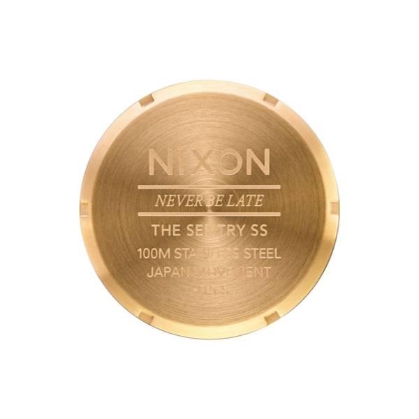 Bilde av Nixon Sentry SS All gold / Green Sunray