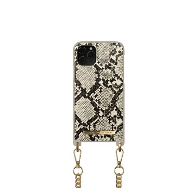 Bilde av Phone Necklace Case iPhone 11 Pro/XS/X Desert Python