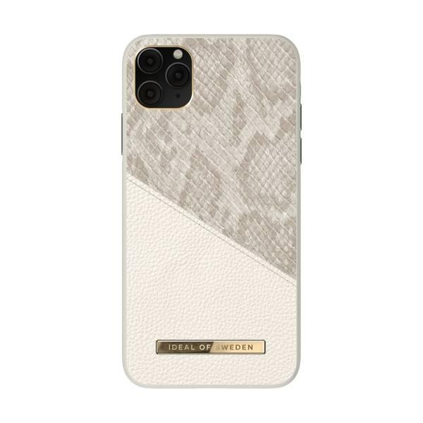 Bilde av Fashion Case Atelier iPhone 11 Pro Max/XS Max Pearl Python