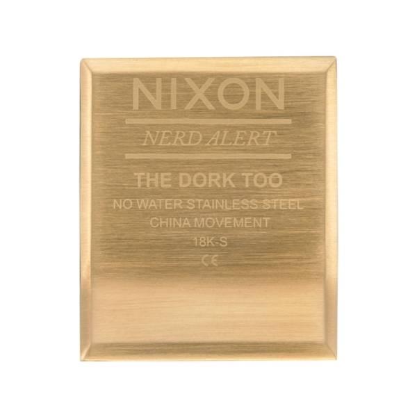 Bilde av Nixon Dork Too All Gold