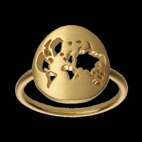 Bilde av ByBiehl Beautiful World ring gold