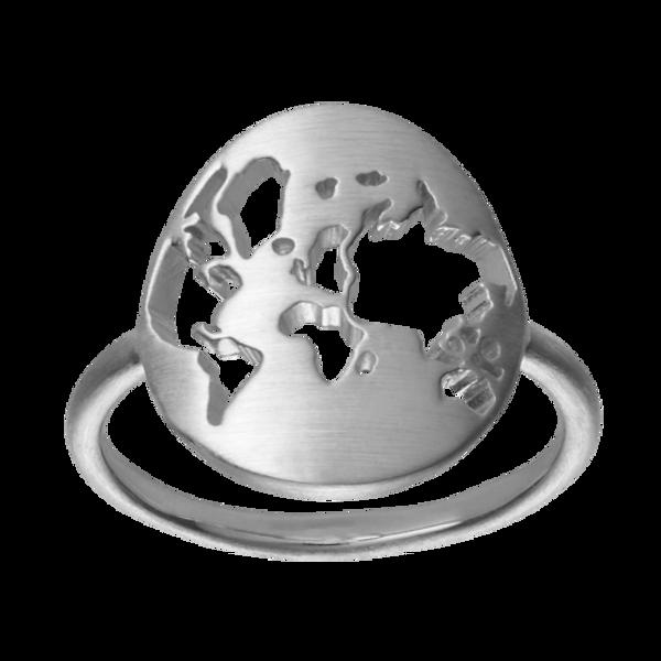 Bilde av ByBiehl Beautiful World ring silver
