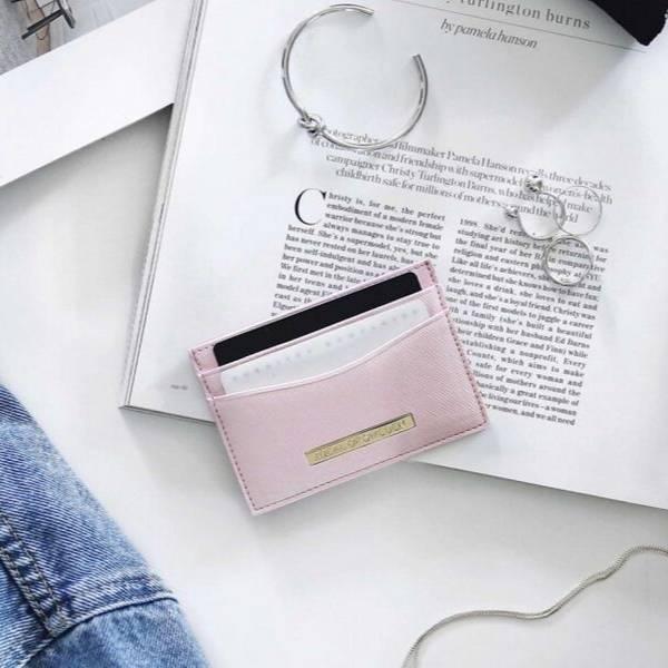 Bilde av Card Holder Pink