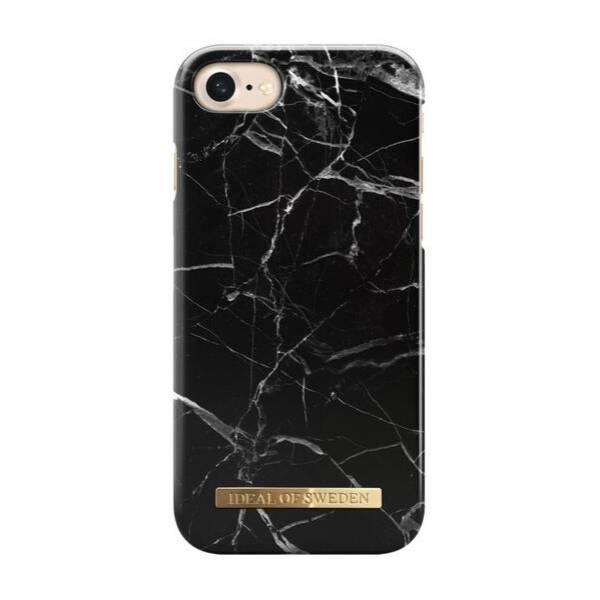 Bilde av Fashion Case Black Marble 6/7/8