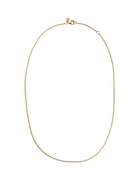Bilde av byBiehl Beautiful Norway Necklace Gold 45cm