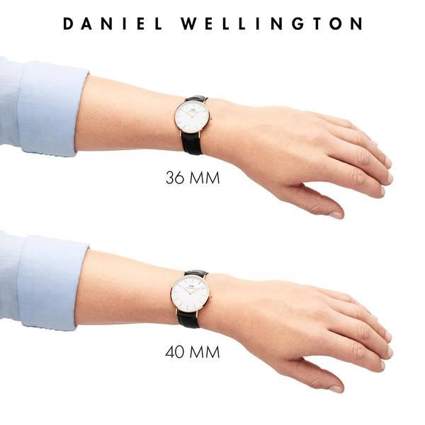 Bilde av Daniel Wellington Classic Sheffield Silver 40mm