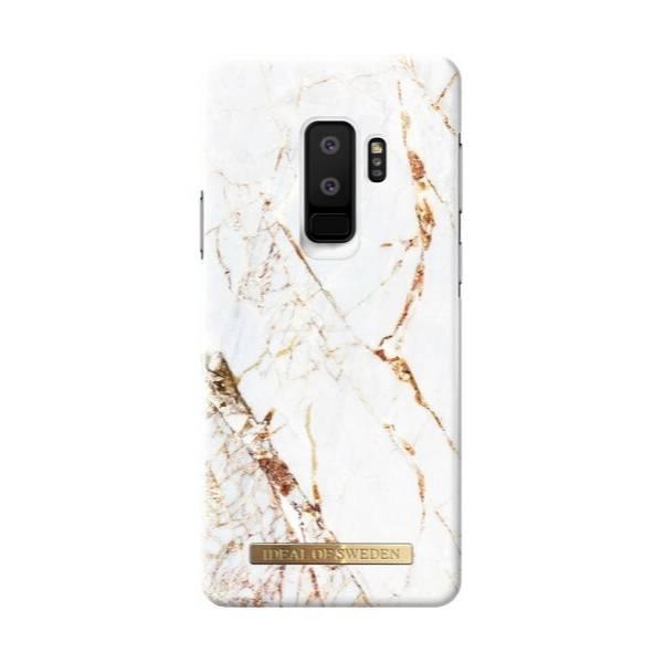 Bilde av Fashion Case Carrara Gold Galaxy S9 Plus