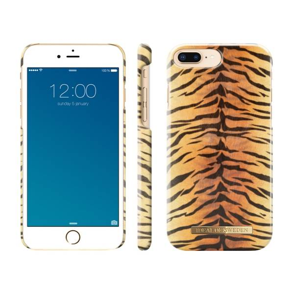 Bilde av Fashion Case iPhone 8/7/6/6S Plus Sunset Tiger
