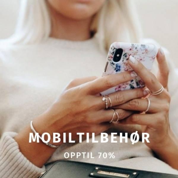 Mobiltilbehør fra iDeal of Sweden 70%