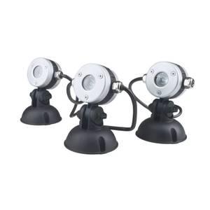 Bilde av LUNAQUA MINI LED 3 STK HVITT LYS