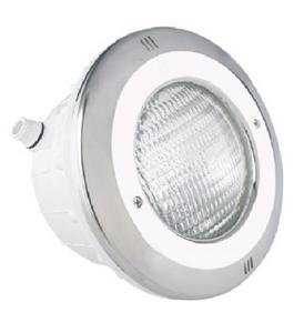 Bilde av PAR56 V1 LED LAMPE + NISJE RVS FRONT HVITT LYS