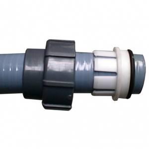 Bilde av FLEXIFIT KOBLING 50MM SPIGOT FOR OVERGANG PVC SLANGE/PVC
